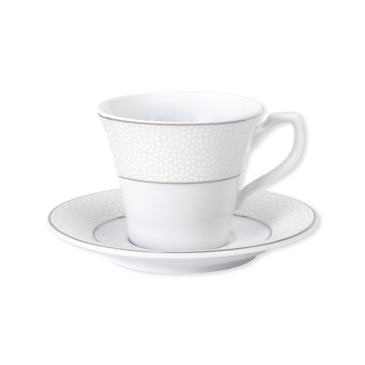 paire tasse th en porcelaine design vaisselle tendance et chic. Black Bedroom Furniture Sets. Home Design Ideas