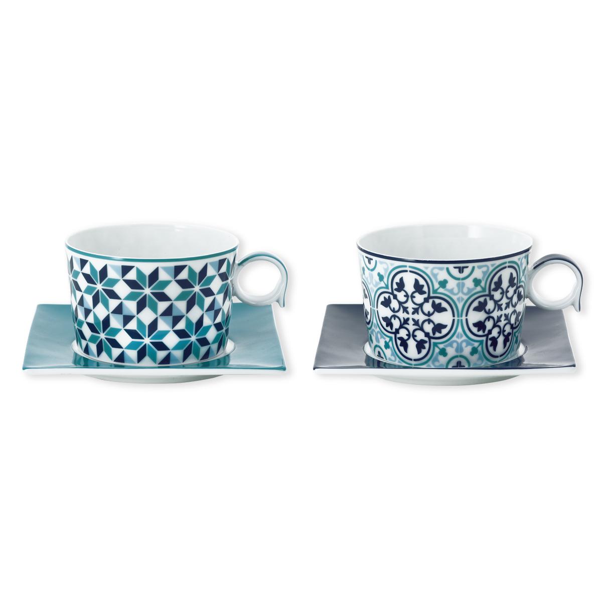 tasses d jeuner en porcelaine tasses tendance bruno evrard. Black Bedroom Furniture Sets. Home Design Ideas