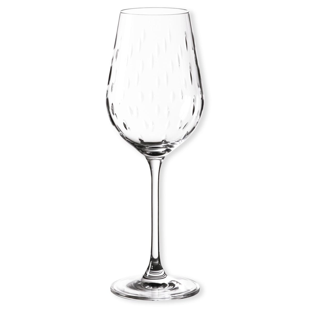 verre vin design bulles taill es la main 35cl. Black Bedroom Furniture Sets. Home Design Ideas