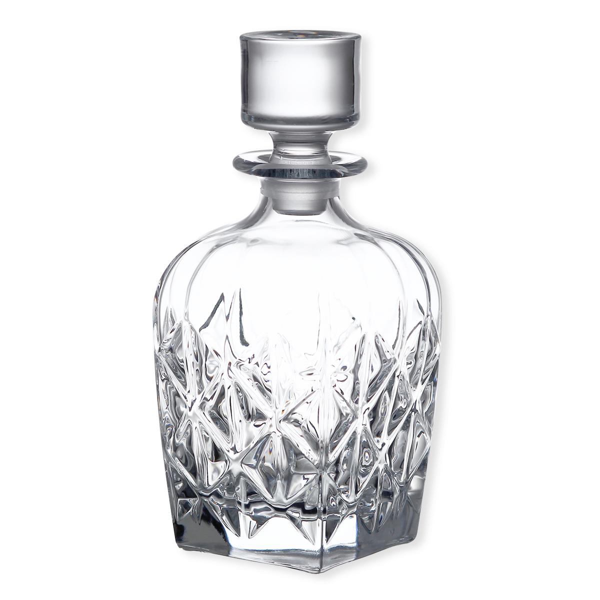 carafe whisky en verre luxion verrerie design bruno evrard. Black Bedroom Furniture Sets. Home Design Ideas