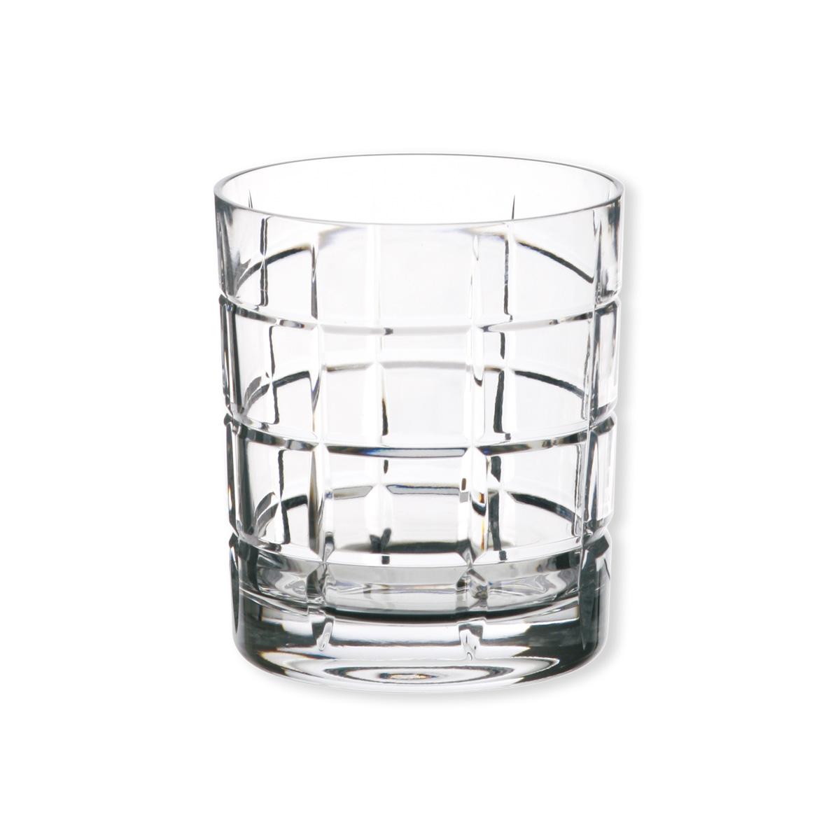 lot de 6 verres whisky design en verre 32cl bruno evrard. Black Bedroom Furniture Sets. Home Design Ideas
