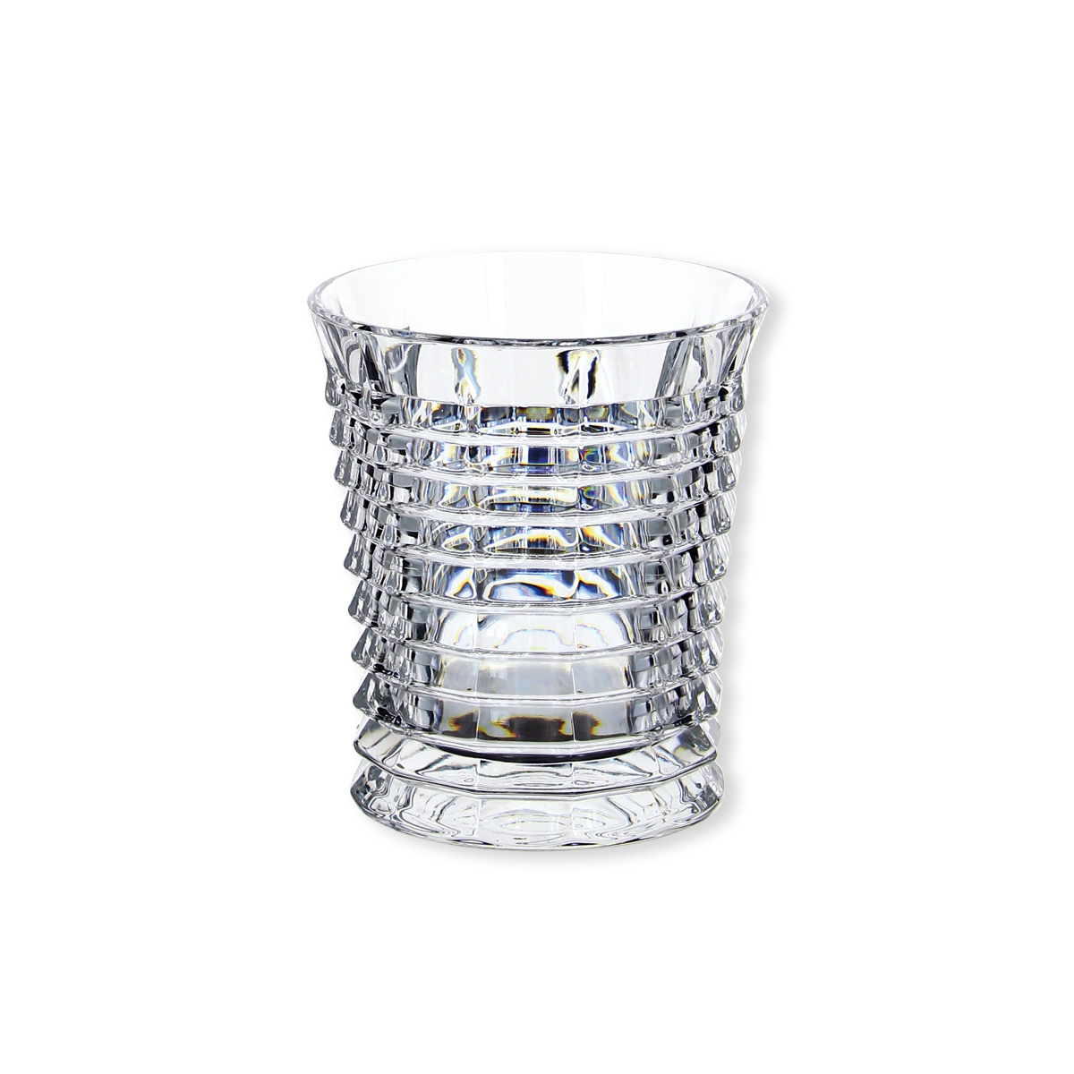 lot de 6 verres whisky en cristal design 30cl bruno evrard. Black Bedroom Furniture Sets. Home Design Ideas