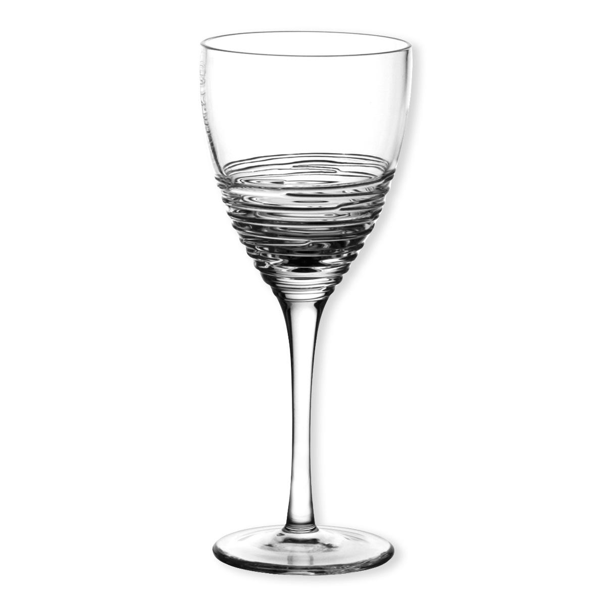 Verre à Vin Soufflé Bouche - Fait Main - Totem - 21CL - Bruno Evrard 35527a0c58e4