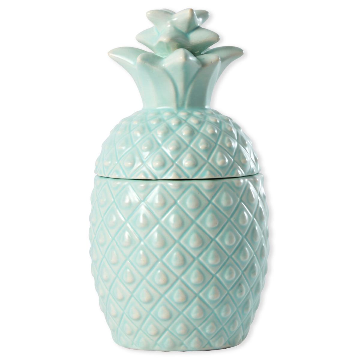 Bonbonni re en forme d 39 ananas objet d co scandinave for Objet deco ananas