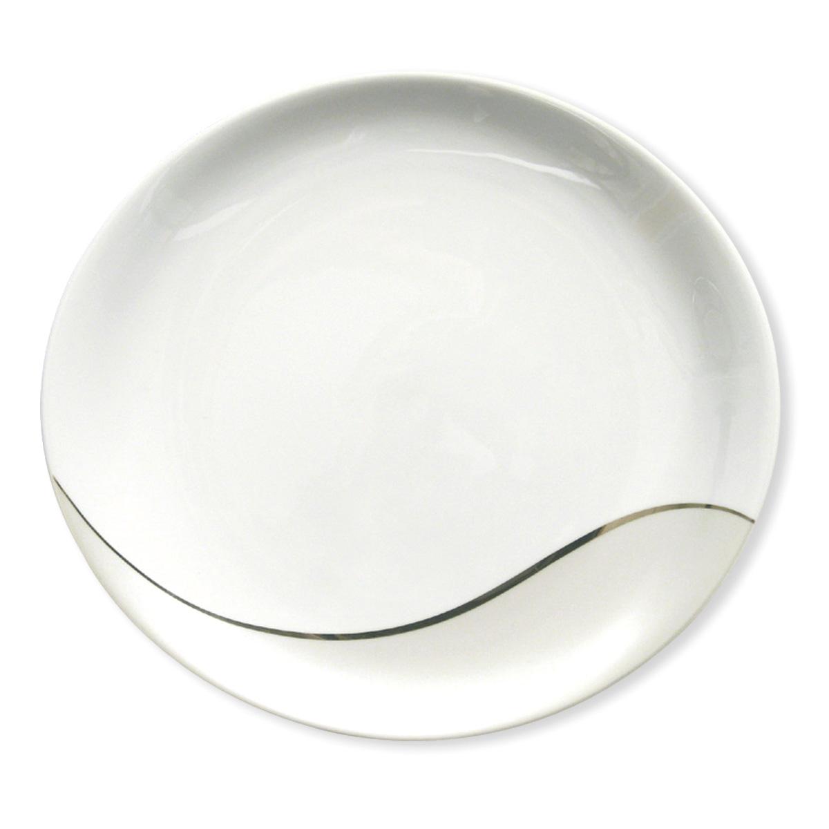 assiette contemporaine en porcelaine vaisselle design bruno evrard. Black Bedroom Furniture Sets. Home Design Ideas