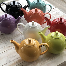 TEAPOTS INFUSION
