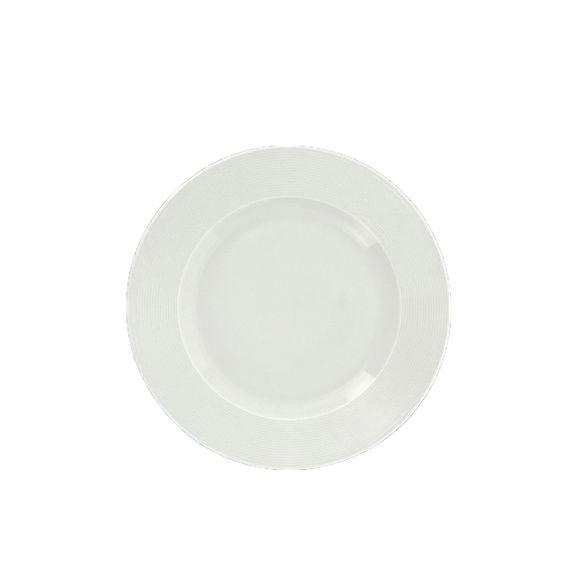 Assiette à dessert en porcelaine 21,5cm