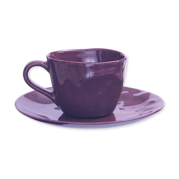 Tasse à thé en porcelaine 17cl