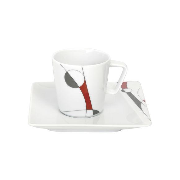 Tasse à thé en porcelaine 19cl