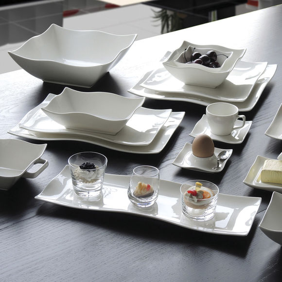 coupelle en porcelaine design anses vaisselle design. Black Bedroom Furniture Sets. Home Design Ideas