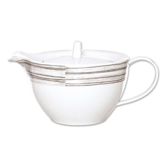 Théière en porcelaine 4 tasses 95cl