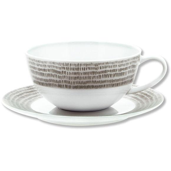 Tasse à déjeuner en porcelaine 25cl