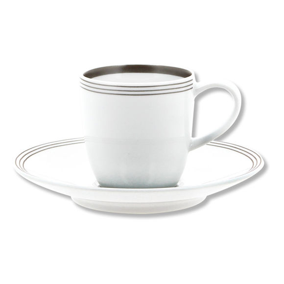 Tasse à café en porcelaine 15cl