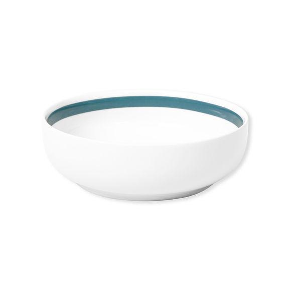 Assiette creuse en porcelaine 16cm