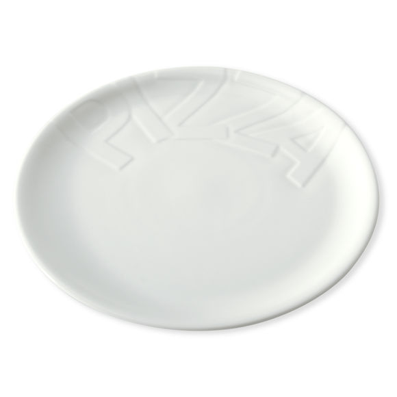 Assiette à pizza en porcelaine 32cm