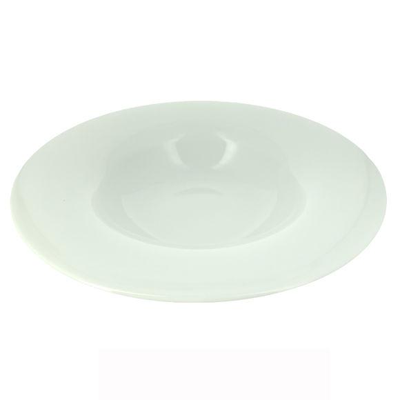 Assiette Gourmet en porcelaine 27cm