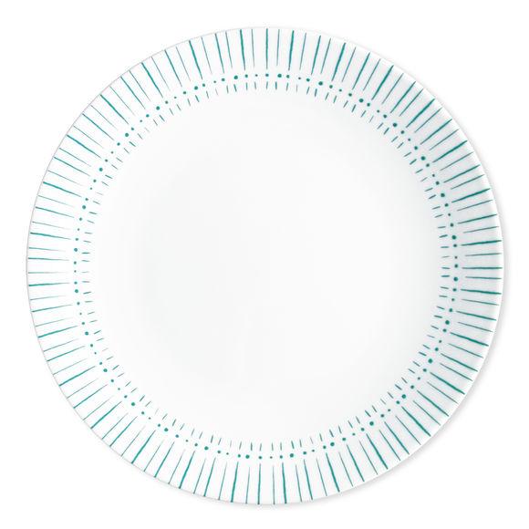 Assiette plate en porcelaine 27cm