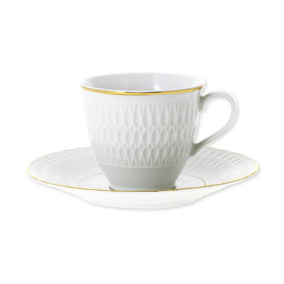 Tasse à thé en porcelaine 22cl