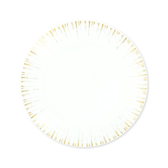 Assiette à dessert en porcelaine 20cm