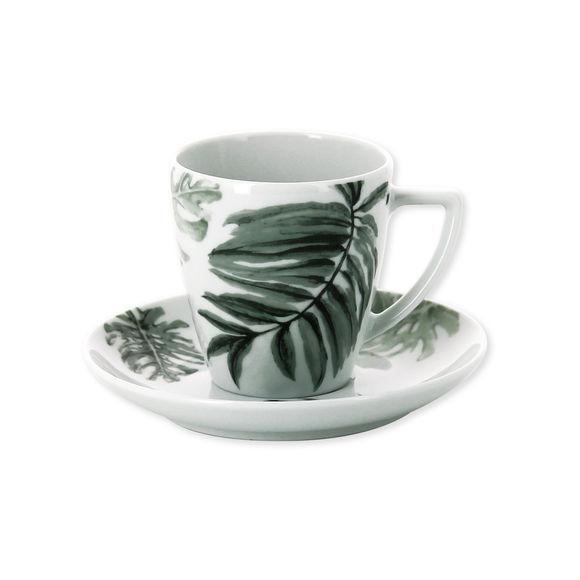 Tasse à café en porcelaine 16cl