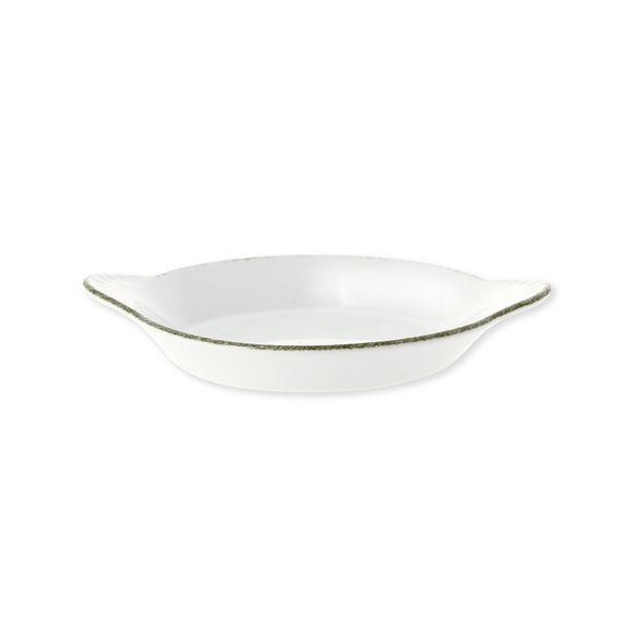 Plat à four pour welsh en porcelaine 17,5cm
