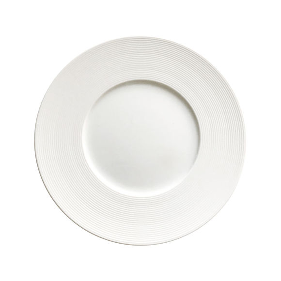 Assiette dessert en porcelaine 23cm