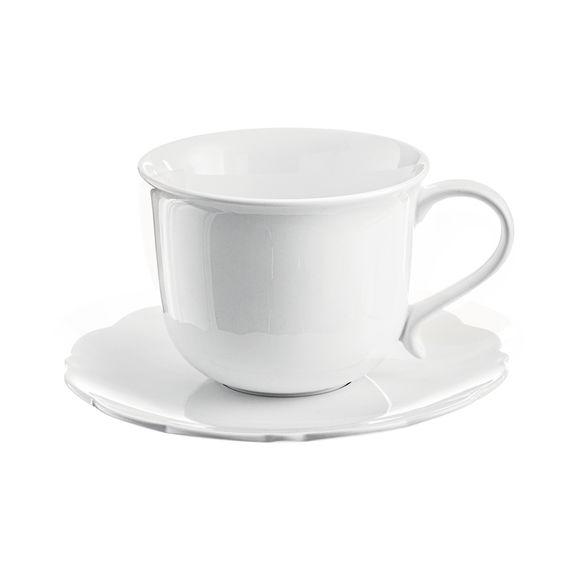 Tasse à déjeuner en porcelaine 55cl
