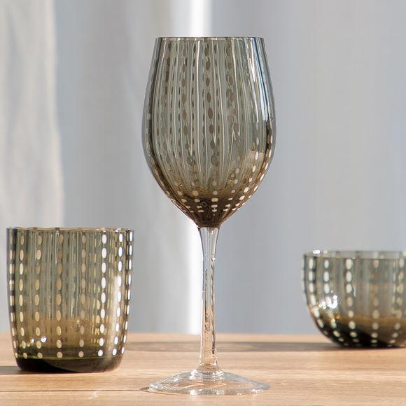 Verre à vin design et coloré - 40cl - CARNIVAL - Bruno Evrard bc413a25dd0d