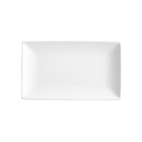 Plat rectangulaire en porcelaine 27,5x16cm