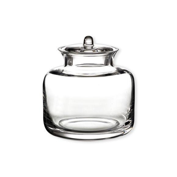 Bonbonnière en verre 0,8L