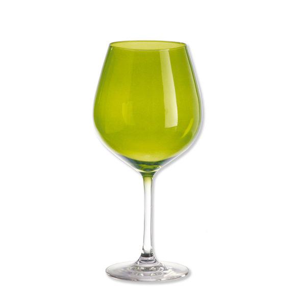 Verre à vin vert pomme 69cl