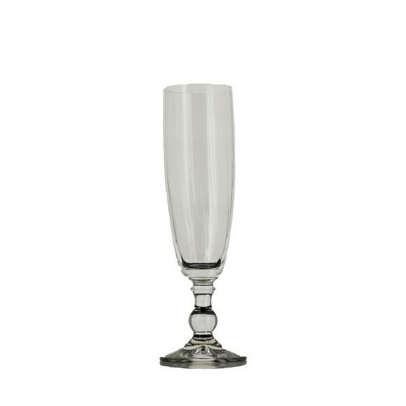 Flûte à champagne optique 23cl