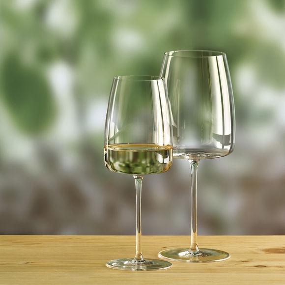 verre eau design sur pied verres en cristallin bruno evrard. Black Bedroom Furniture Sets. Home Design Ideas