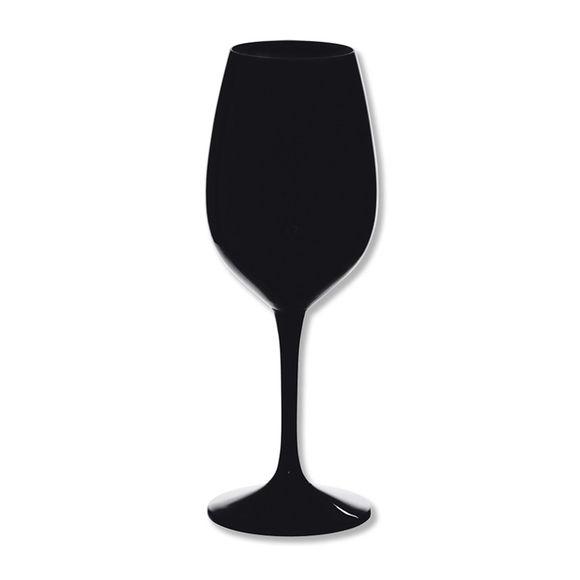 Verre à vin noir opaque 28cl