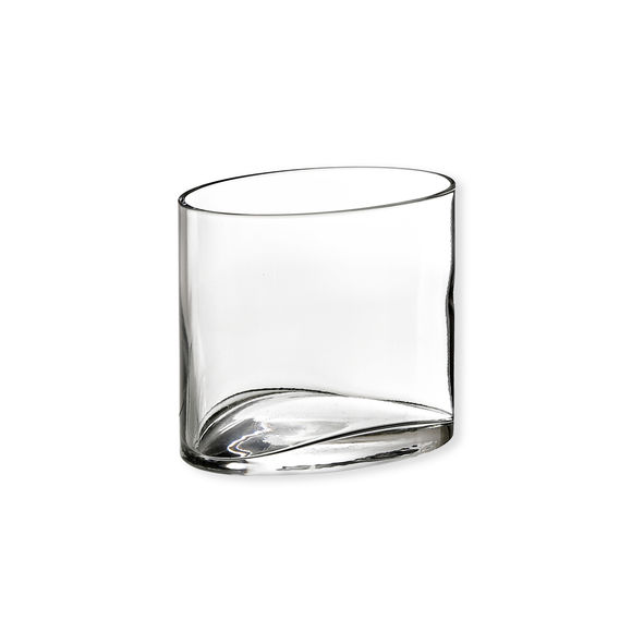 Verrine forme ovale 15cl - Lot de 6