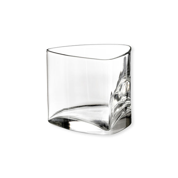 Verrine forme triangle 15cl - Lot de 6