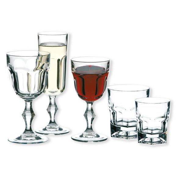 Verre eau design au style classique provenza 23cl - Verres a eau design ...