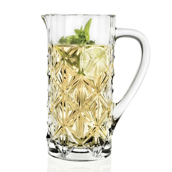 Carafe à eau en verre 1,2L