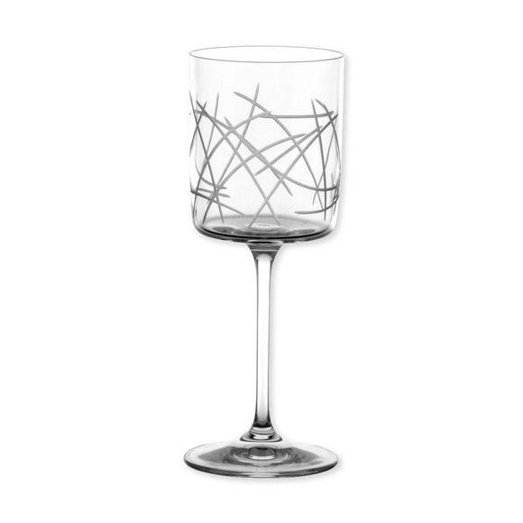 Verre à vin en cristal 21cl