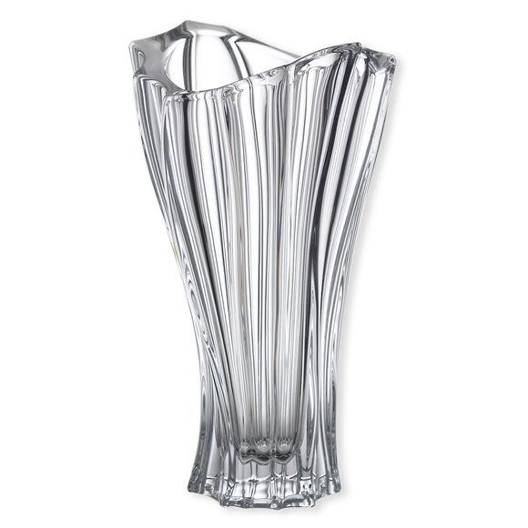 Vase en cristallin 32cm