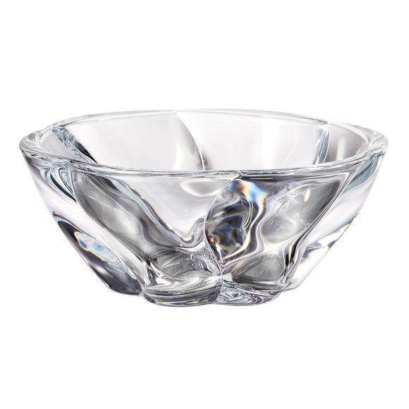 Coupe décorative en verre 28cm