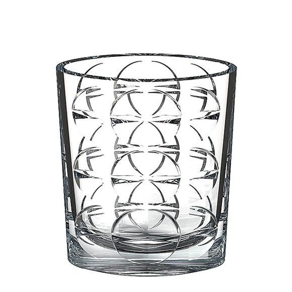 Vase en verre 22cm