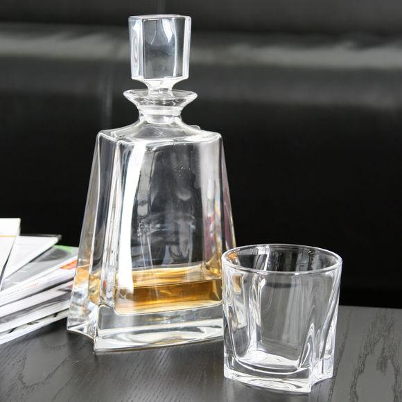 carafe whisky en cristal design verrerie design bruno evrard. Black Bedroom Furniture Sets. Home Design Ideas