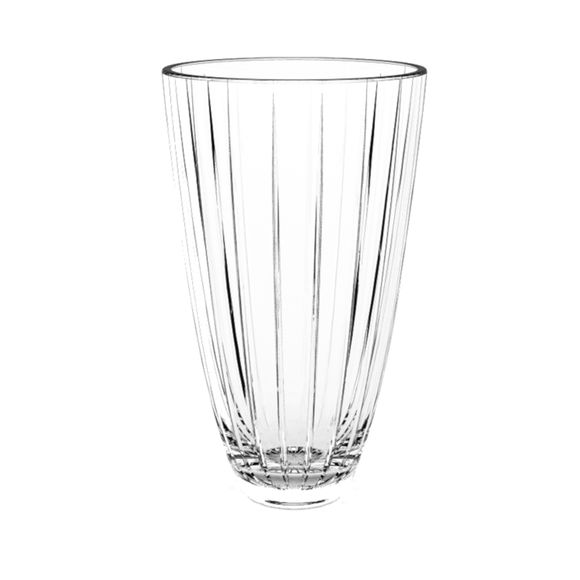 Vase en verre 30cm