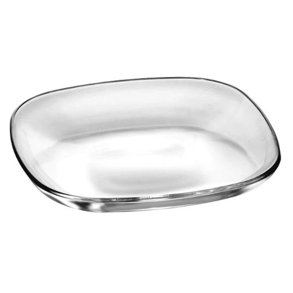 Assiette en verre 14cm