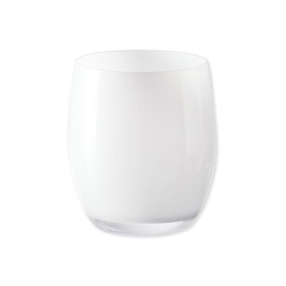 Gobelet bas en verre blanc 33cl