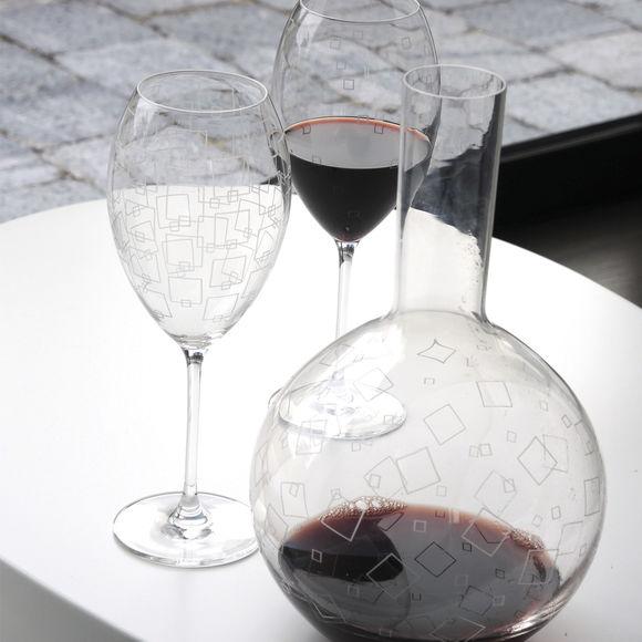 carafe vin design 2 4l verrerie tendance bruno evrard. Black Bedroom Furniture Sets. Home Design Ideas