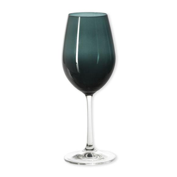 Verre à vin en verre émeraude 35cl