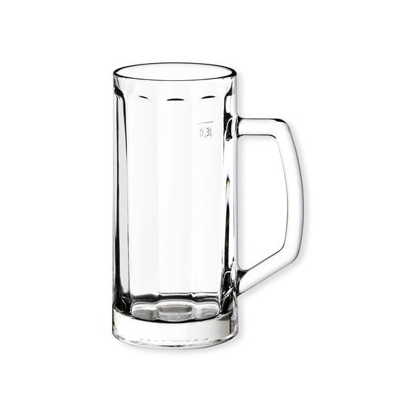Chope à bière 39cl