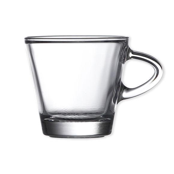 Tasse à expresso en verre 8cl